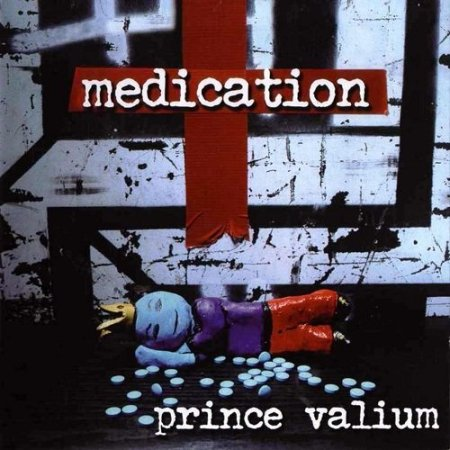 Medication - Prince Valium 2002