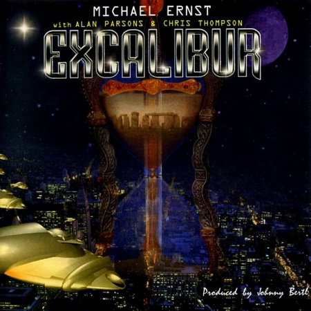 Michael Ernst (with Alan Parsons & Chris Thompson) - Excalibur 2003