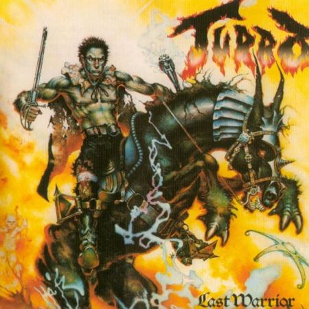 Turbo - Last Warrior 1988