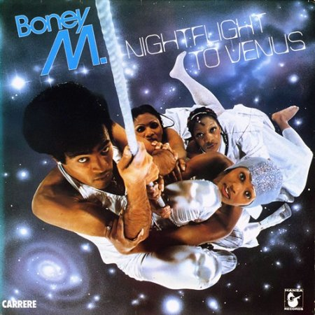 Boney M. - Nightflight To Venus 1978