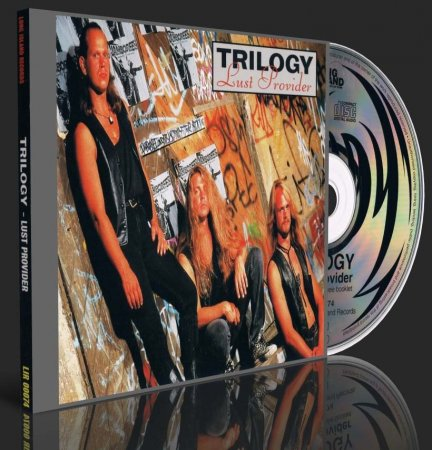 Trilogy - Lust Provider 1995 (Lossless + MP3)