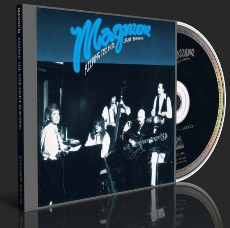 Magnum - Keeping The Nite Light Burning 1993 (Lossless+MP3)