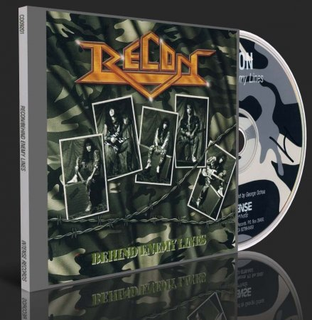 RECON - BEHIND ENEMY LINES 1990 (Lossless + MP3)