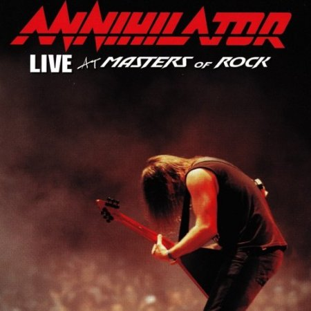 Annihilator - Live At Masters Of Rock 2009 (Lossless)