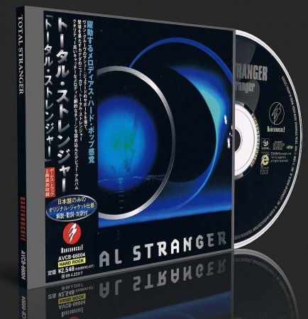 Total Stranger - Total Stranger 1997 (Japanese Edition) (Lossless+MP3)