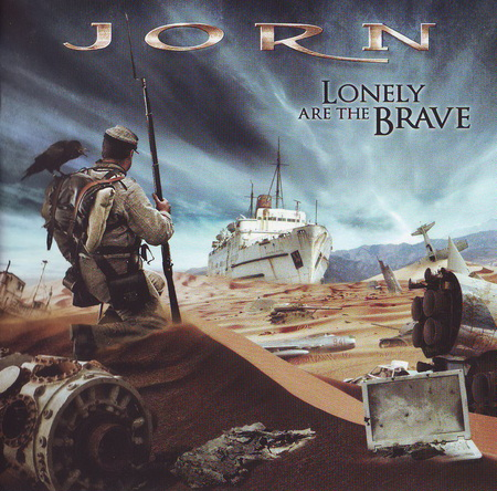 Jorn - Lonely Are The Brave 2008 (Lossless + MP3)