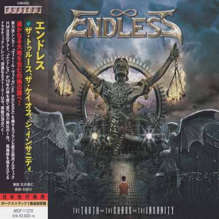Endless - The Truth, The Chaos, The Insanity (Japanese Edition) 2016 (lossless)