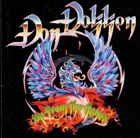 Don Dokken - Up From The Ashes 1990 (Lossless + MP3)