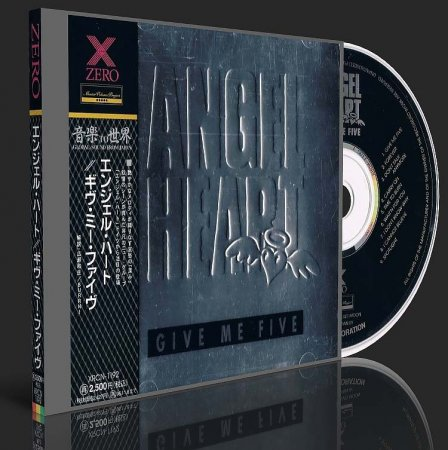 Angel Heart - Give Me Five 1994 (Japanese Edition) (Lossless+MP3)