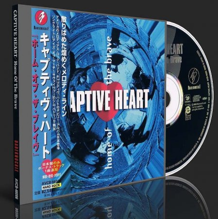 Captive Heart - Home Of The Brave 1997 (Japanese Edition) (Lossless+MP3)