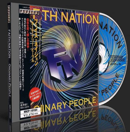 Faith Nation - Ordinary People 2000 (Japanese Edition) (Lossless+MP3)