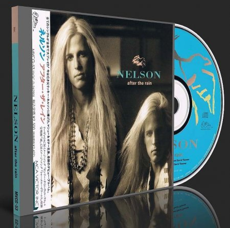 Nelson - After The Rain 1991 (1990) (Japanese Edition) (Lossless+MP3)