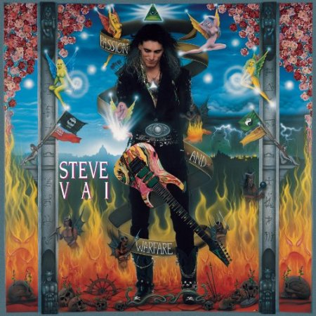 Steve Vai - Passion And Warfare 1990 (Lossless)