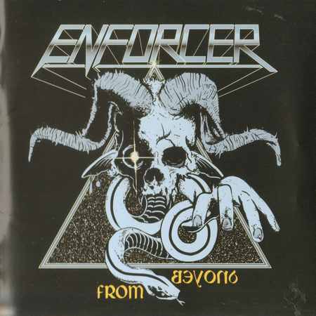 Enforcer - From Beyond (Japanese Edition) 2015 (lossless)