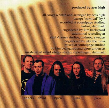 Aces High - Pull No Punches 1998 (Lossless + MP3)