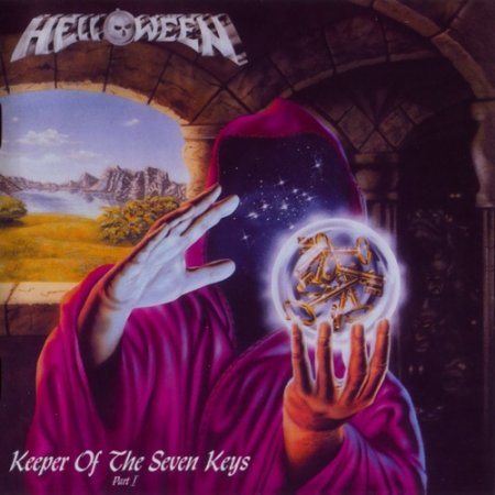 Helloween - Keeer Of The Seven Keys part I 1987 [Expanded Edition 2006] (Lossless)