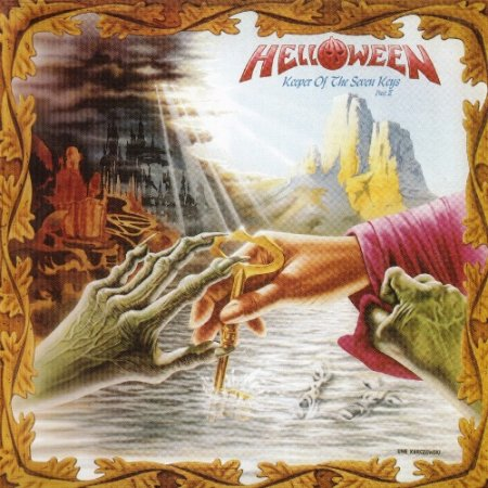 Helloween - Keeer Of The Seven Keys part II 1987 [2CD, Expanded Edition 2006] (Lossless)