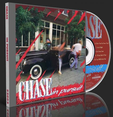 Chase - In Pursuit 1993 (Lossless+MP3)