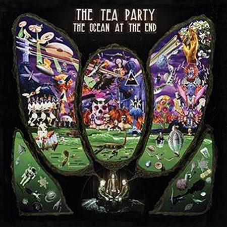 The Tea Party - The Ocean At The End 2014