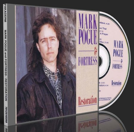 Mark Pogue And Fortress - Restoration 1991 (Lossless+MP3)