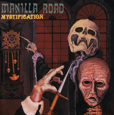 Manilla Road - Mystification 1987 (Lossless)