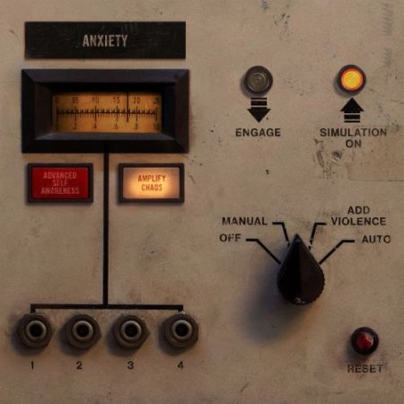 Nine Inch Nails - Add Violence (EP) 2017