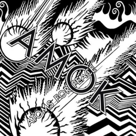 Atoms For Peace - Amok 2013