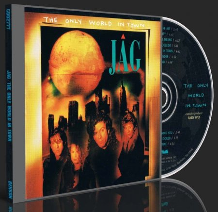 JAG - The Only World In Town 1991 (Lossless+MP3)