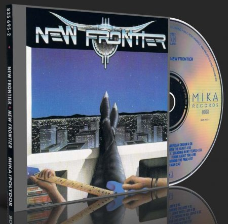 New Frontier - New Frontier 1988 (Lossless+MP3)