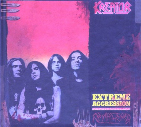 Kreator - Extreme Aggression 1989 [Remastered 2017] (Lossless)