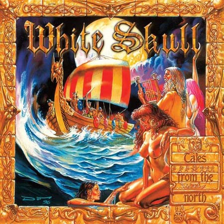 White Skull - Tales From The North 1999