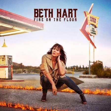 Beth Hart - Fire On The Floor 2016 (lossless)