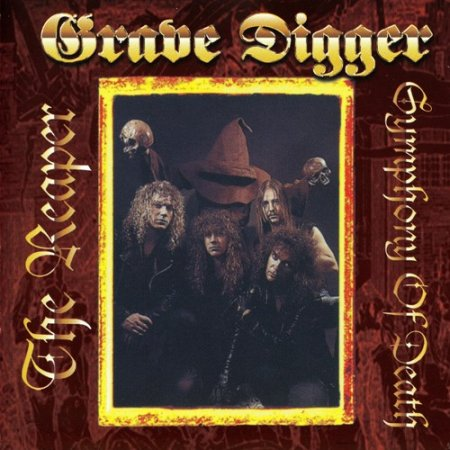 Grave Digger - The Reaper '93 & Symphony Of Death '94 [1997] (Lossless)