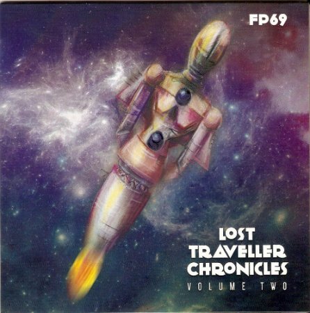 Frozen Planet....1969 ‎– Lost Traveller Chronicles Volume 2 2015