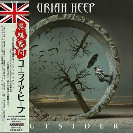 Uriah Heep - Outsider 2014 (Japanese Edition) (Lossless + МР3)