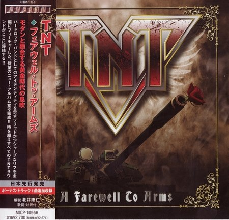 TNT - A Farewell To Arms (Japanese Edition) 2010 (Lossless + MP3)