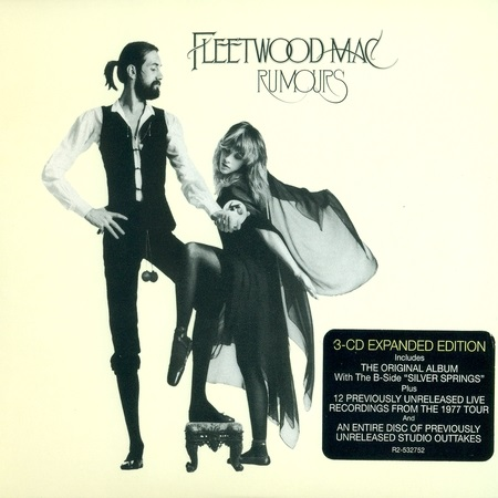 Fleetwood Mac - Rumours (Expanded Edition) (3CD) 2013