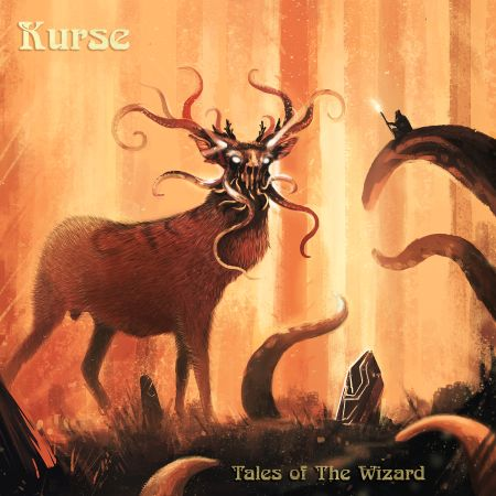Kurse - Tales of The Wizard (EP) 2017