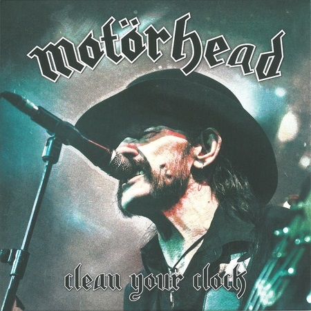 Motorhead - Clean Your Clock 2016 (lossless + mp3)