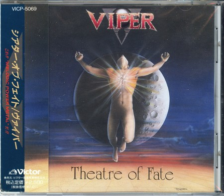 Viper - Theatre Of Fate 1989 (Japan) (Lossless)