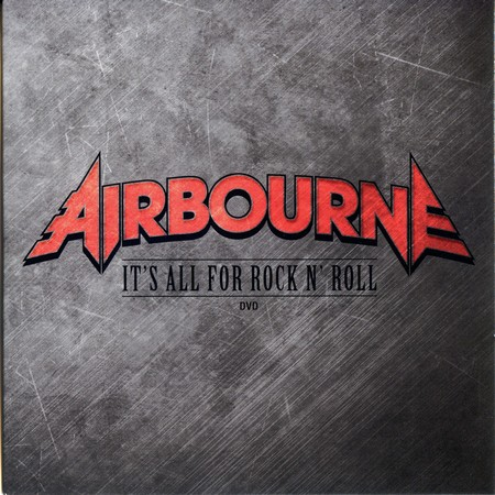 Airbourne - It's All For Rock'n'Roll (DVD)
