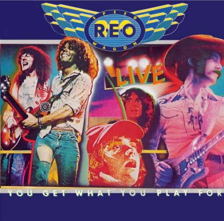 REO Speedwagon - Live - You Get What You Play For 1977