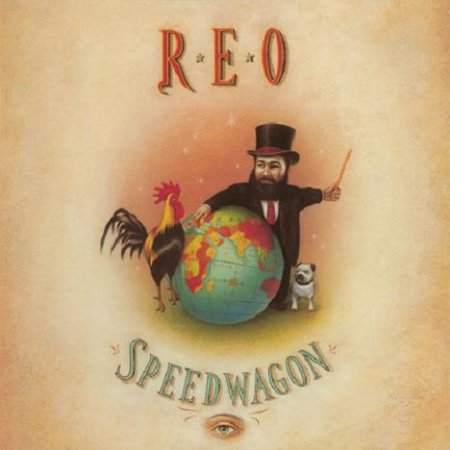 Reo Speedwagon - The Earth, A Small Man, His Dog And A Chicken 1990