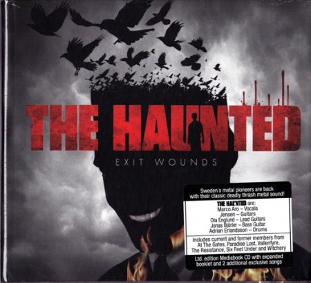 The Haunted - Exit Wounds 2014 (Lossless)