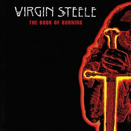 Virgin Steele - The Book Of Burning 2001 (Lossless)