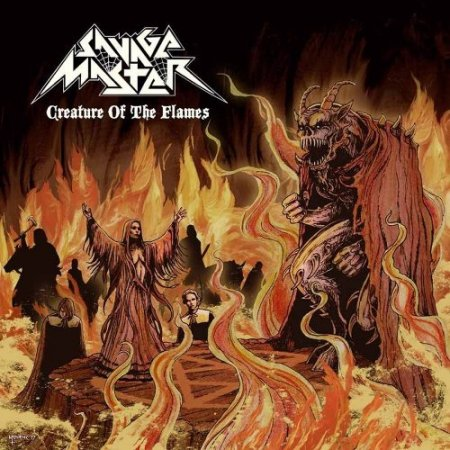 Savage Master - Creature Of The Flames (EP) 2017