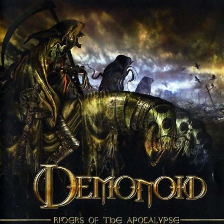 Demonoid - Riders Of The Apocalypse 2004