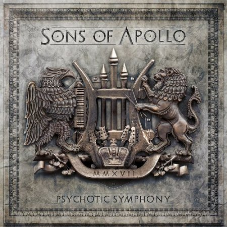 Sons Of Apollo - Psychotic Symphony 2017