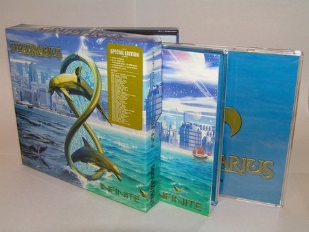 Stratovarius - Infinite 2000 (Special Edition) (2CD) (Lossless)