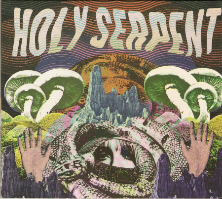 Holy Serpent - Holy Serpent 2015